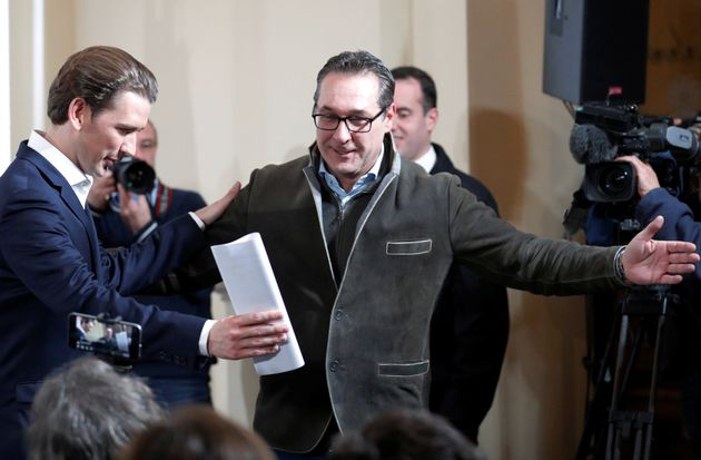 Αυστρία: Στην τελική ευθεία για τον σχηματισμό κυβέρνησης. Τι συμφώνησε ο Κουρτς με τους