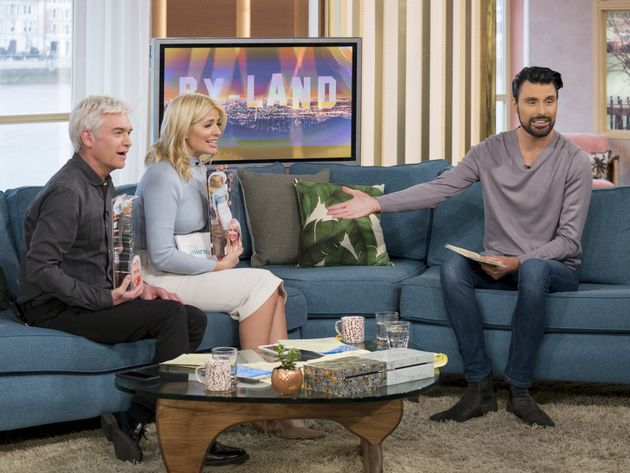 'The Apprentice': Elizabeth McKenna Eyes 'This Morning' Presenting Role With Number One Fan Rylan Clark