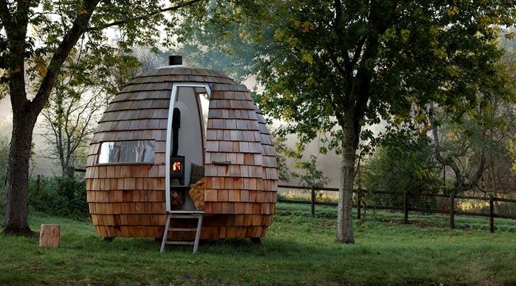 If Anybody Needs Us, We'll Be Hiding Out In One Of These Luxe Little 'Escape Pods'