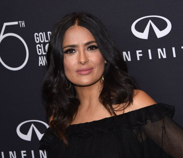 Salma Hayek Says Harvey Weinstein Threatened To 'Kill' Her
