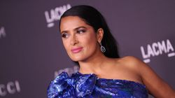 Salma Hayek Says Harvey Weinstein Threatened To 'Kill'
