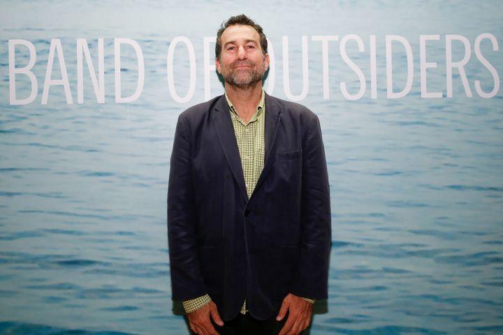 Ken Friedman poses on Oct. 7, 2014 in New York City.