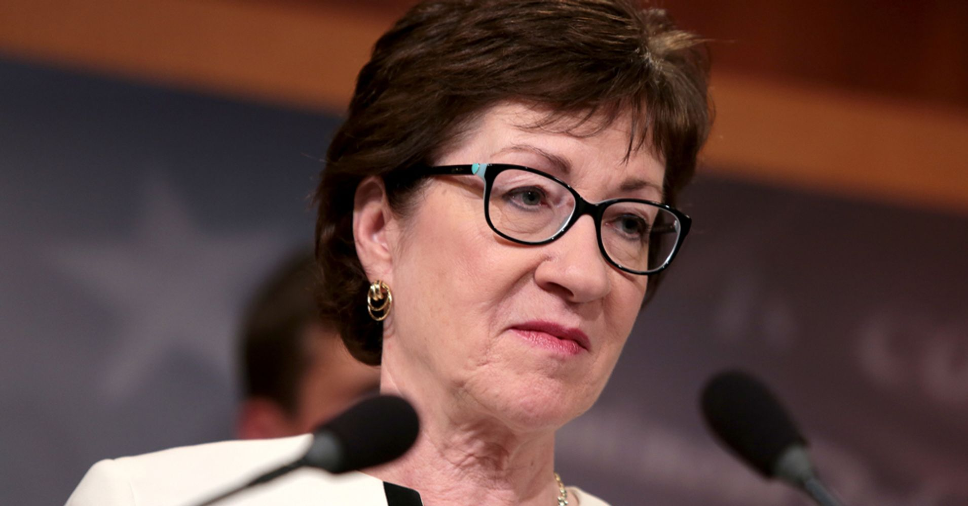 Senator Susan Collins is receiving a loud and clear message about the potential Supreme Court nominees she should and should not support with prochoice