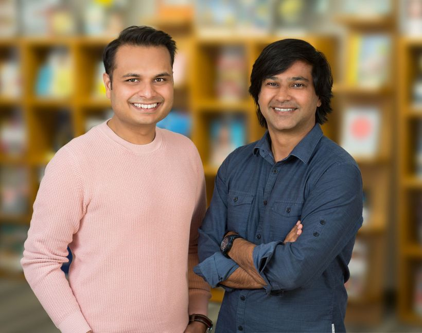 Afore Capital Co-Founders Gaurav Jain and Anamitra Banerji