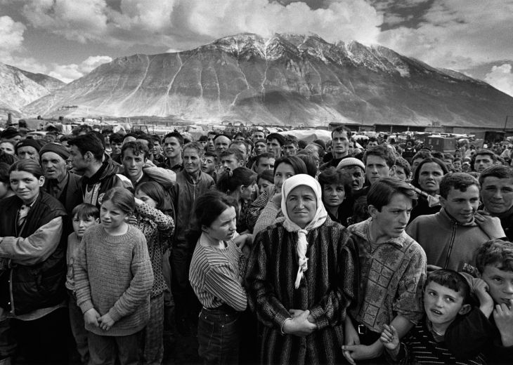 The Bosnian war of the early 1990s cost over 100,000 European lives