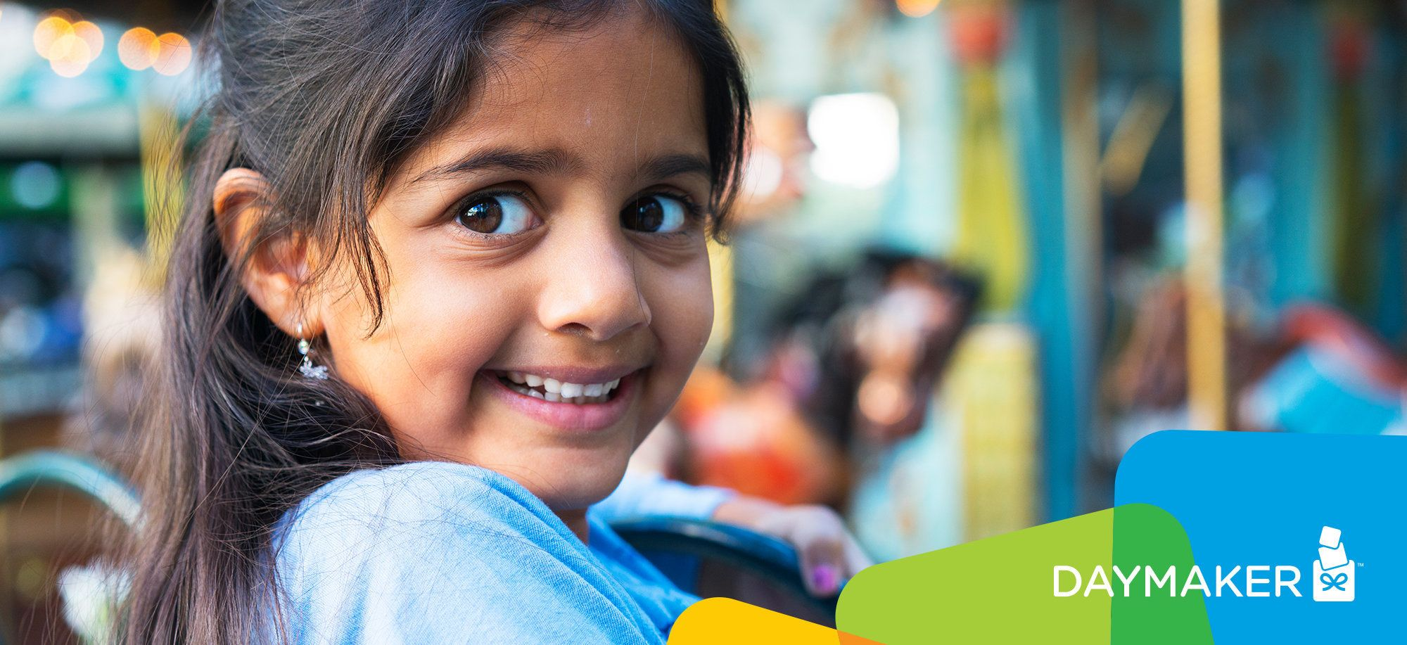 Daymaker is a kid-to-kid giving platform that helps childrenembrace selfless values.
