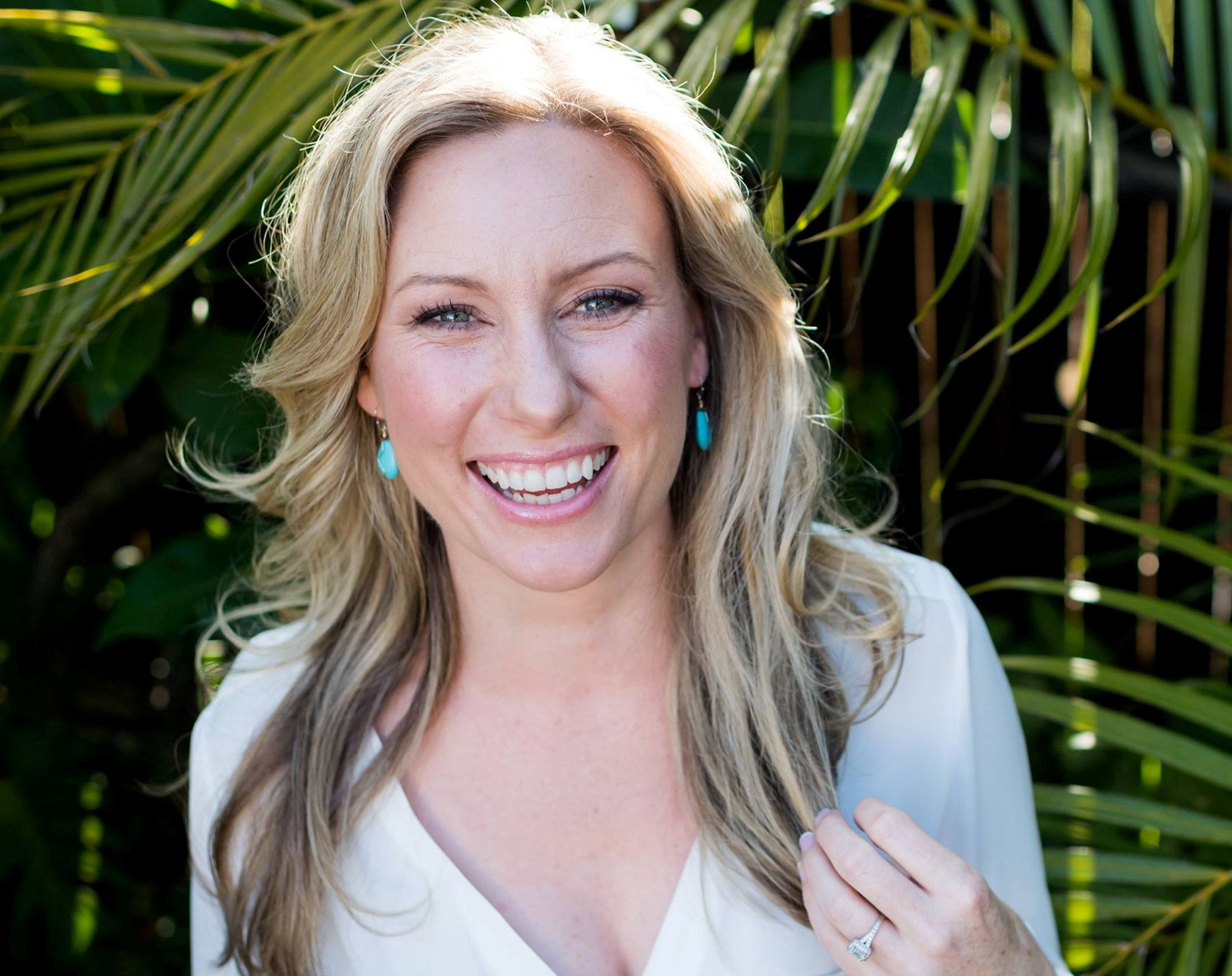 Justine Damond, also known as Justine Ruszczyk, from Sydney, is seen in this 2015 photo released by Stephen Govel Photography in New York, U.S., on July 17, 2017.   Courtesy Stephen Govel/Stephen Govel Photography/Handout via REUTERS  ATTENTION EDITORS - THIS IMAGE WAS PROVIDED BY A THIRD PARTY. MANDATORY CREDIT.     TPX IMAGES OF THE DAY