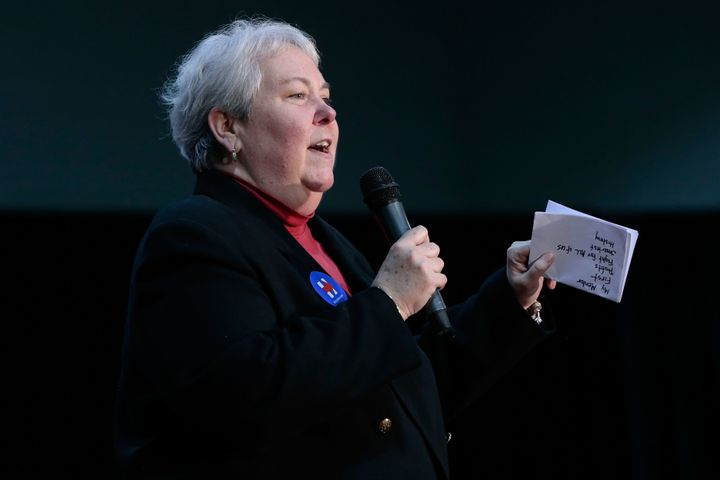 Alabama state Rep. Patricia Todd, who identifies as a lesbian, reveled in fellow Democrat Doug Jones' Senate win.