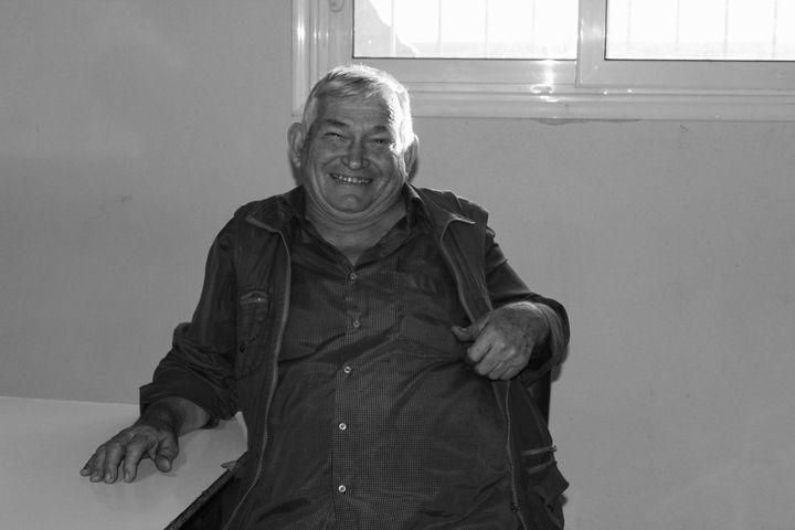 Ο Δήμος Ρέστας στο αποστακτήριό του, από όπου θυμάται μόνο ευχάριστες στιγμές