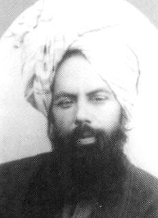 Mirza Ghulam Ahmad (1835-1908), founder of The Ahmadiyya Muslim Community, claimed to be the allegorical Second Coming of Chr