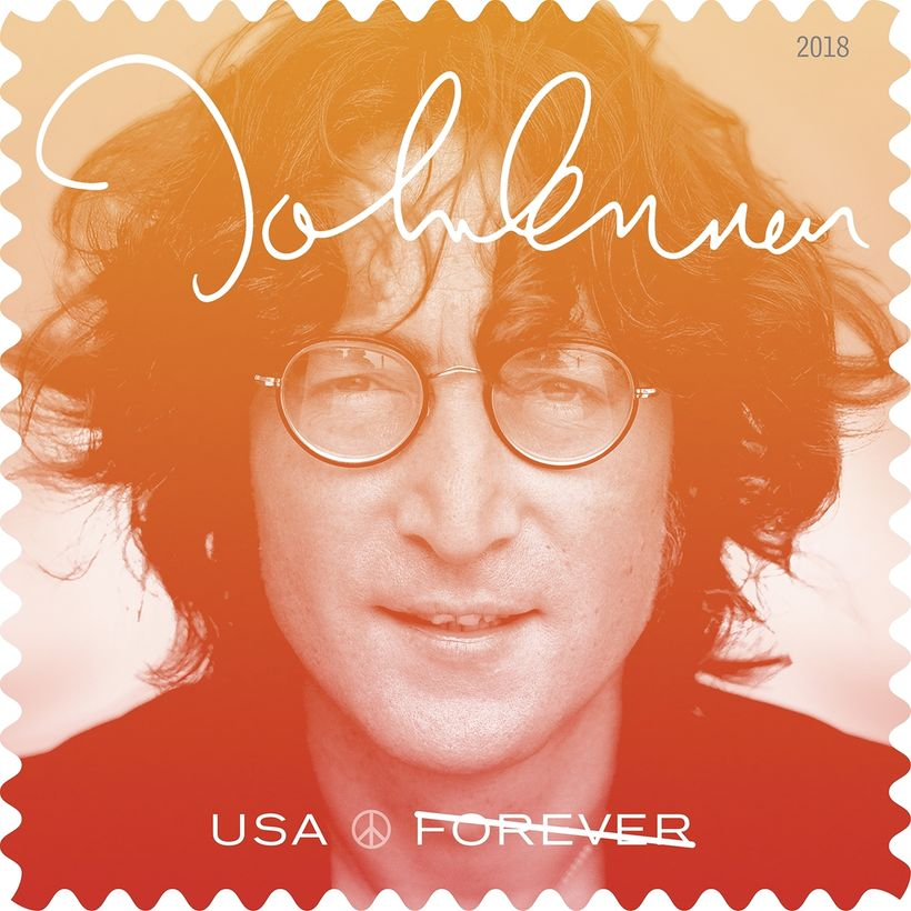 john lennon to be commemorated on a u s postage stamp huffpost