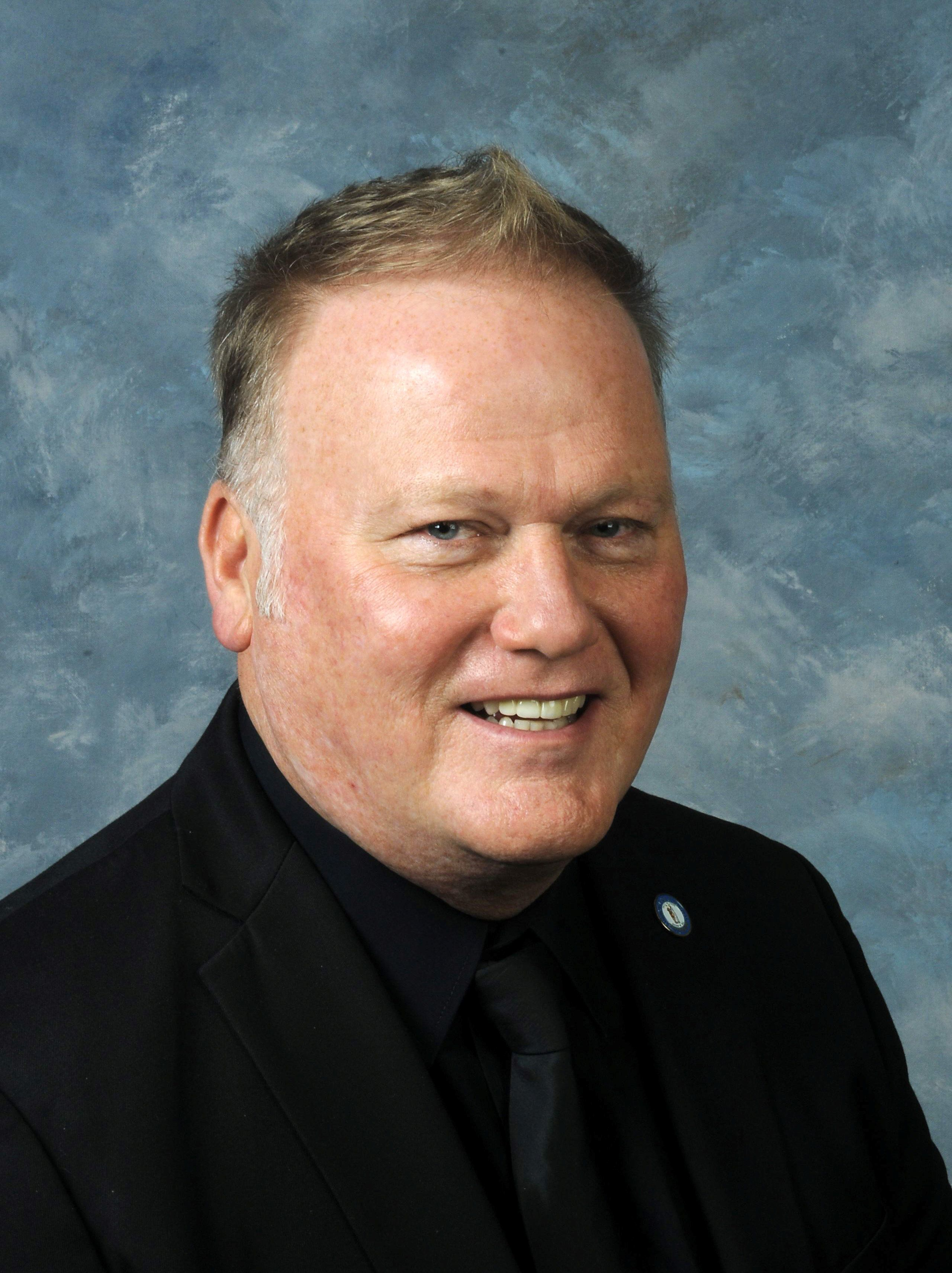 Kentucky state Representative Dan Johnson (R-KY), who was facing sexual assault accusations, and died in a probable suicide on December 13, 2017, is shown in this December 15, 2016 handout photo in Frankfort, Kentucky, U.S.    Courtesy Kentucky Legislative Research Commission/Handout via REUTERS   ATTENTION EDITORS - THIS IMAGE WAS PROVIDED BY A THIRD PARTY