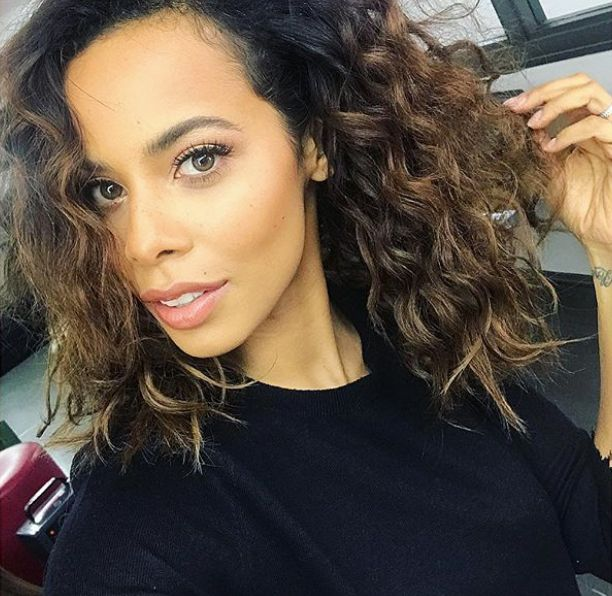 Rochelle Humes Embraces Natural Hair To Inspire Daughter Who 'Doesn't Feel Like A