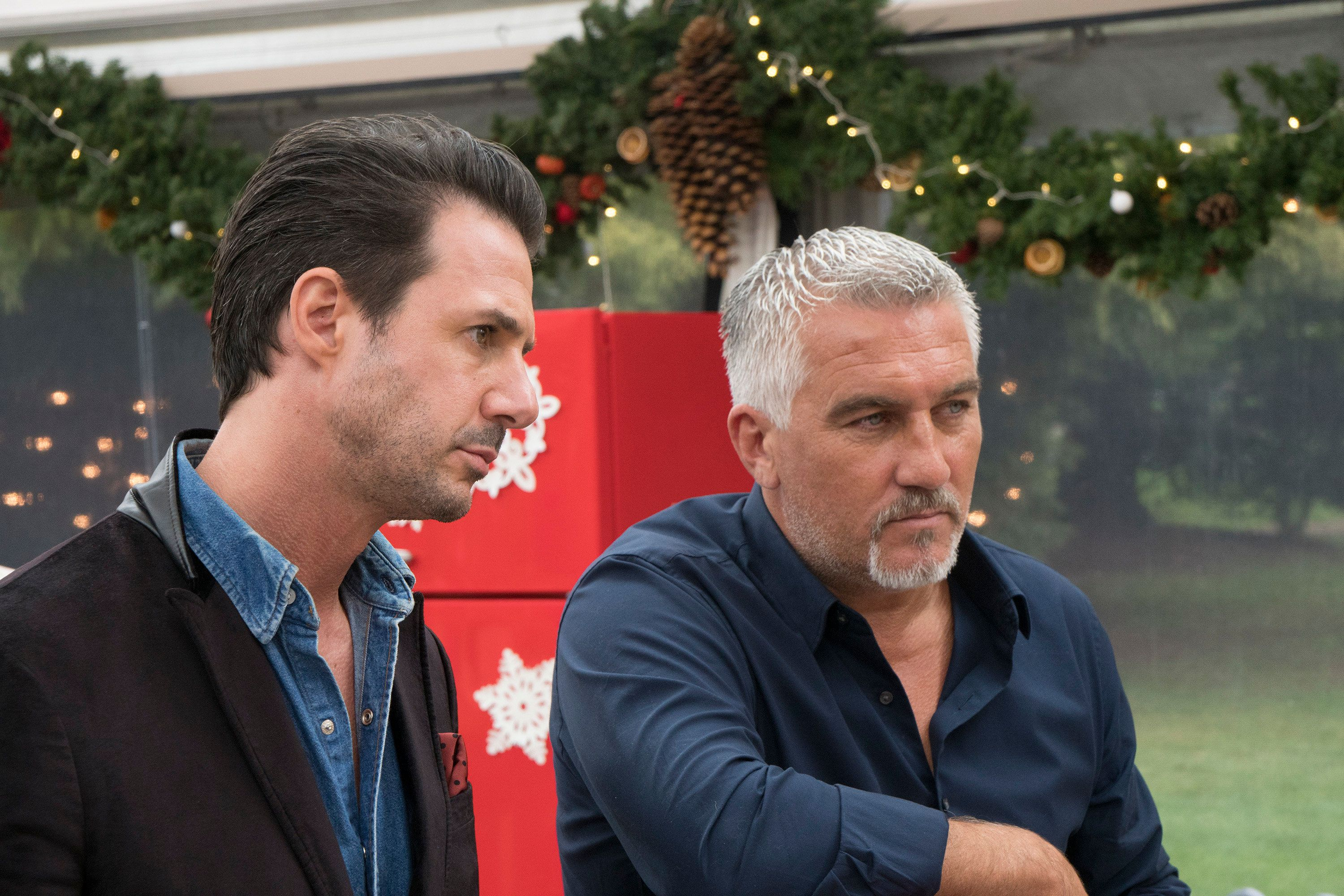 US 'Bake Off' Axed After One Episode Following Sexual Harassment Claims Against Judge Johnny