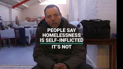 People Say Homelessness Is Self-Inflicted - It's Not