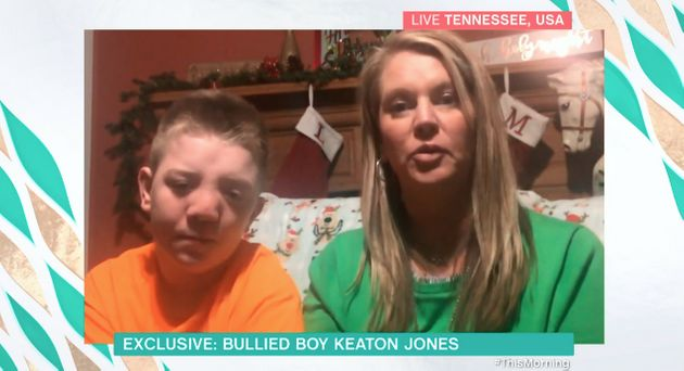 Bullied 11-Year-Old Keaton Jones' Mum Explains Why She Made The Video That Went