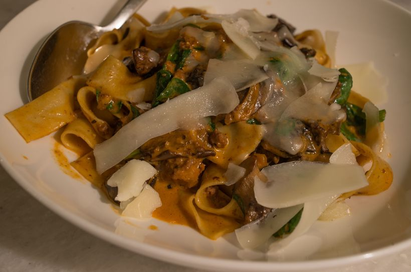 Bolognese gets a South African twist with ostrich