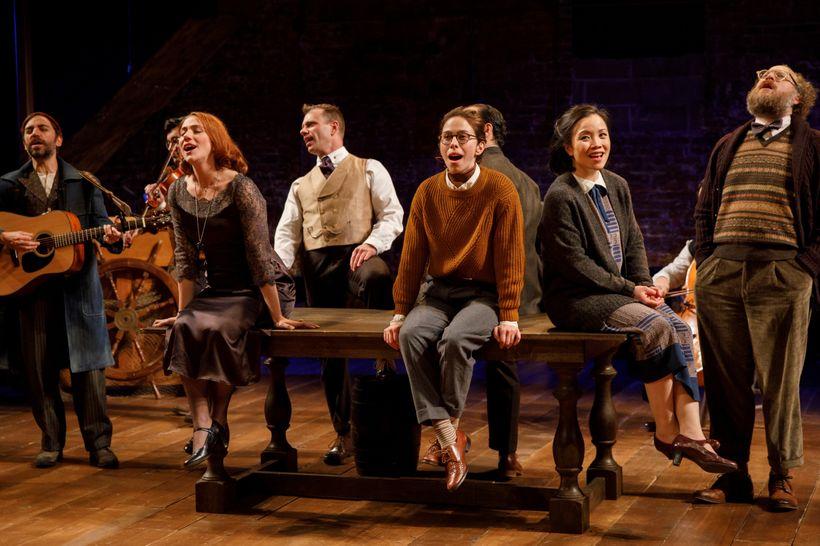 The cast of <em>Twelfth Night</em>