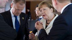Asylstreit in der EU: Merkel keilt gegen EU-Ratspräsident