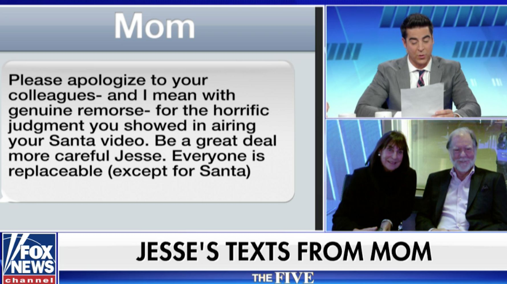 Fox 5 News Anchor Fired