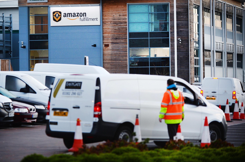 MPs Demand Amazon Investigates Reports 'Dangerous' Drivers Work 12 Hour