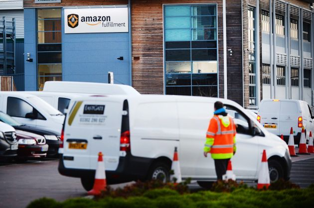 Amazon has been beset by allegations over conditions for drivers delivering its