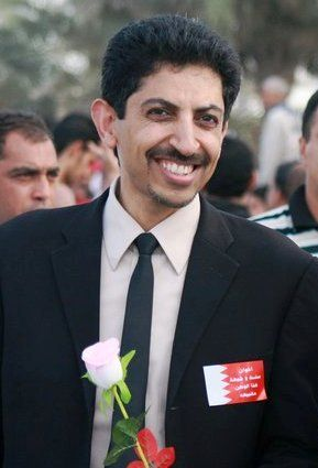Jailed Bahraini Human Rights Defender Abdulhadi Al Khawaja