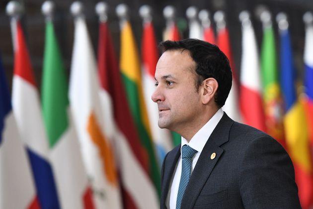 Irish Taoiseach Leo Varadkar has warned the trade talks might not start for another three