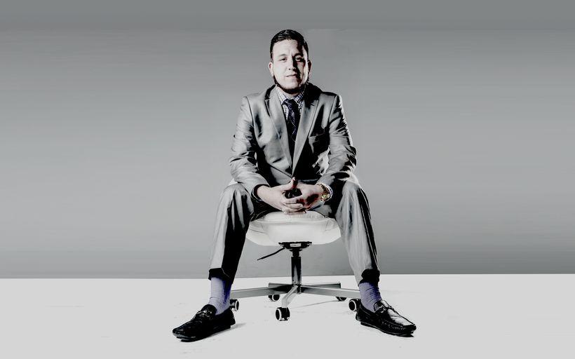 Jared Rice, CEO of AriseBank.