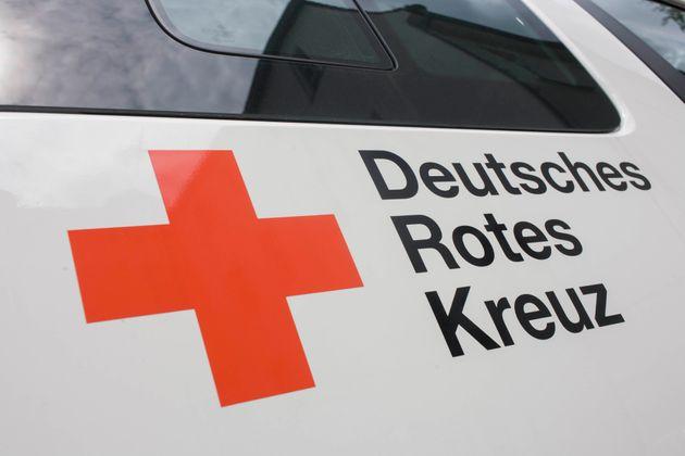 Das deutsche rote kreuz sammelt zurzeit wieder spenden