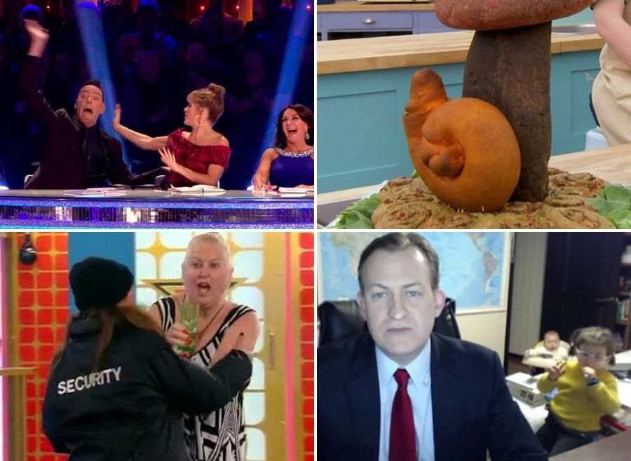 25 Hilarious Moments British TV Served Up In