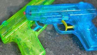 Two Water Pistols for kids
