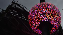 So That's Why A Ball Drops In Times Square On New