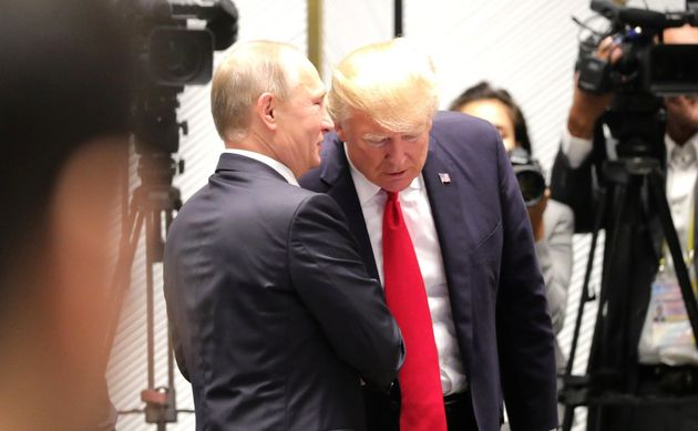 Vladimir Putin tried to help Donald Trump win the White House, according to a U.S. intelligence
