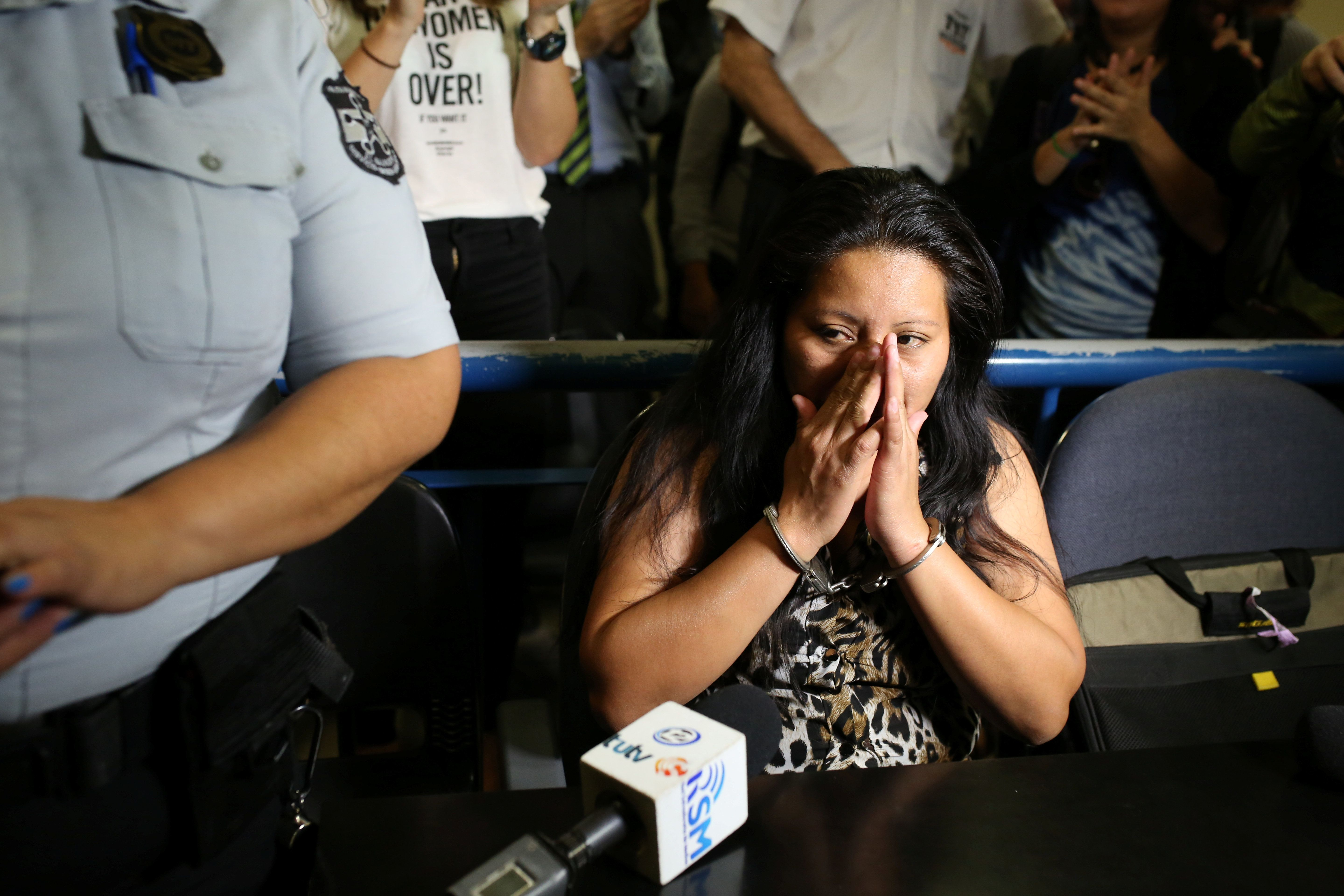 El Salvador court denies appeal in stillbirth case