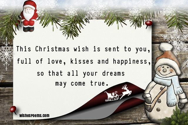 35 Christmas Card Messages What To Write In A Christmas Card