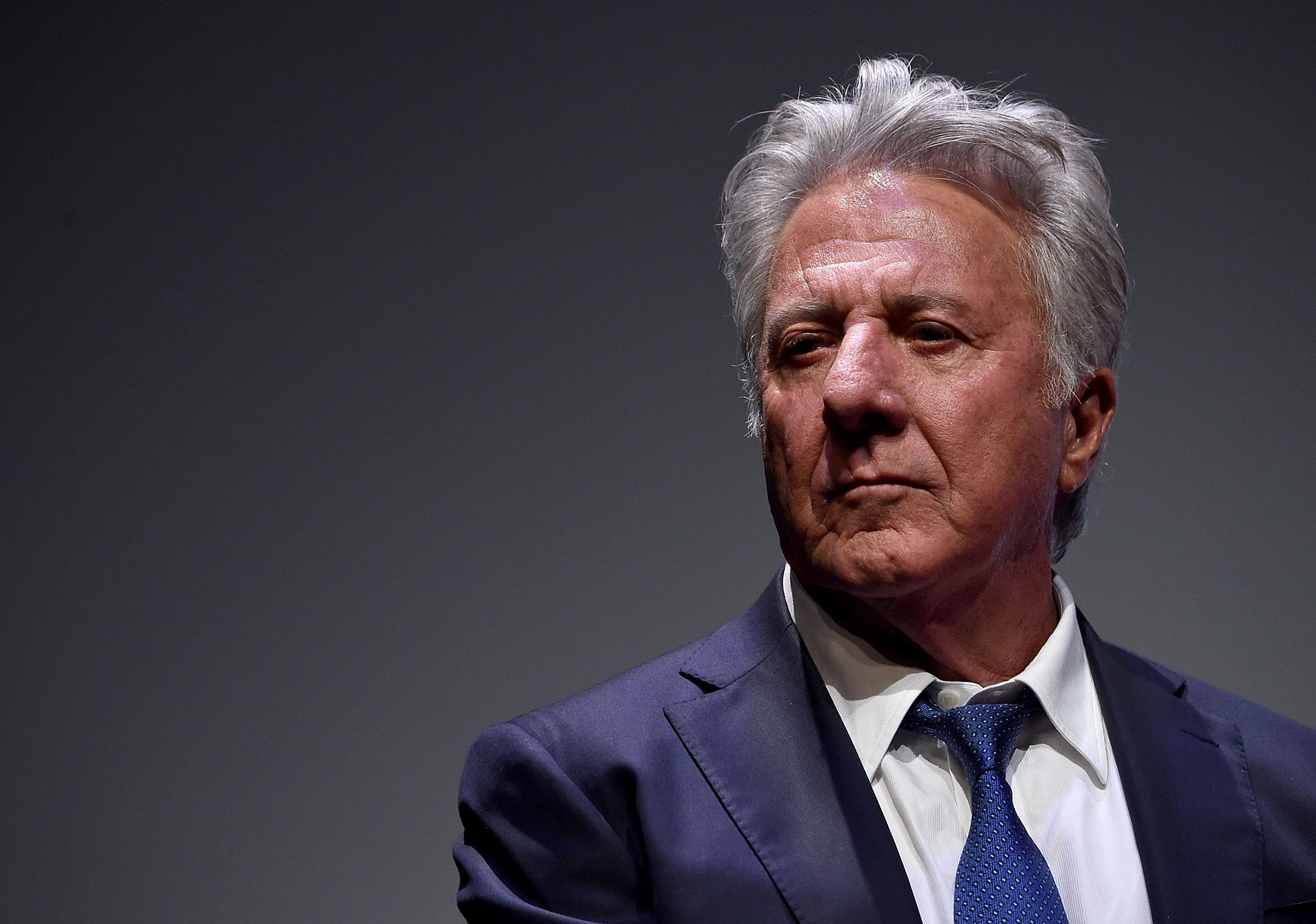 NEW YORK, NY - OCTOBER 01: Dustin Hoffman attends the 55th New York Film Festival - 'Meyerowitz Stories' at Alice Tully Hall on October 1, 2017 in New York City.  (Photo by Jamie McCarthy/Getty Images)
