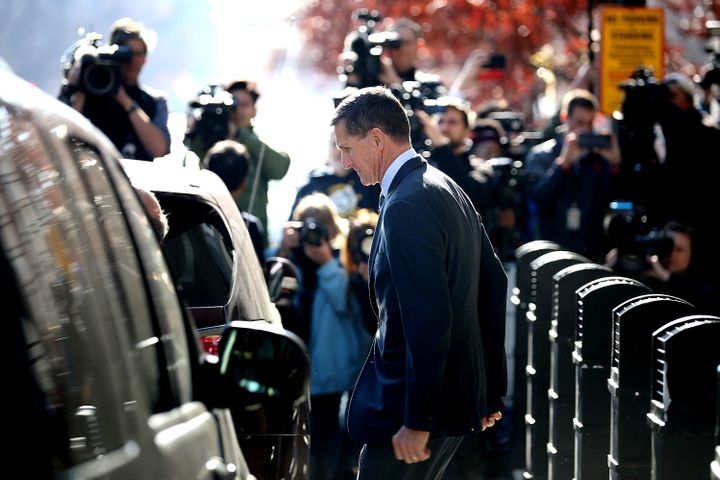 Former top Trump aide Michael Flynn has pleaded guilty to lying to the FBI about his Russian contacts.