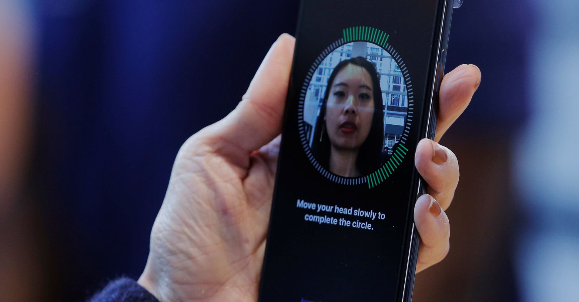 Worker Says Colleague Faked Out Her iPhone X Facial Recognition ID