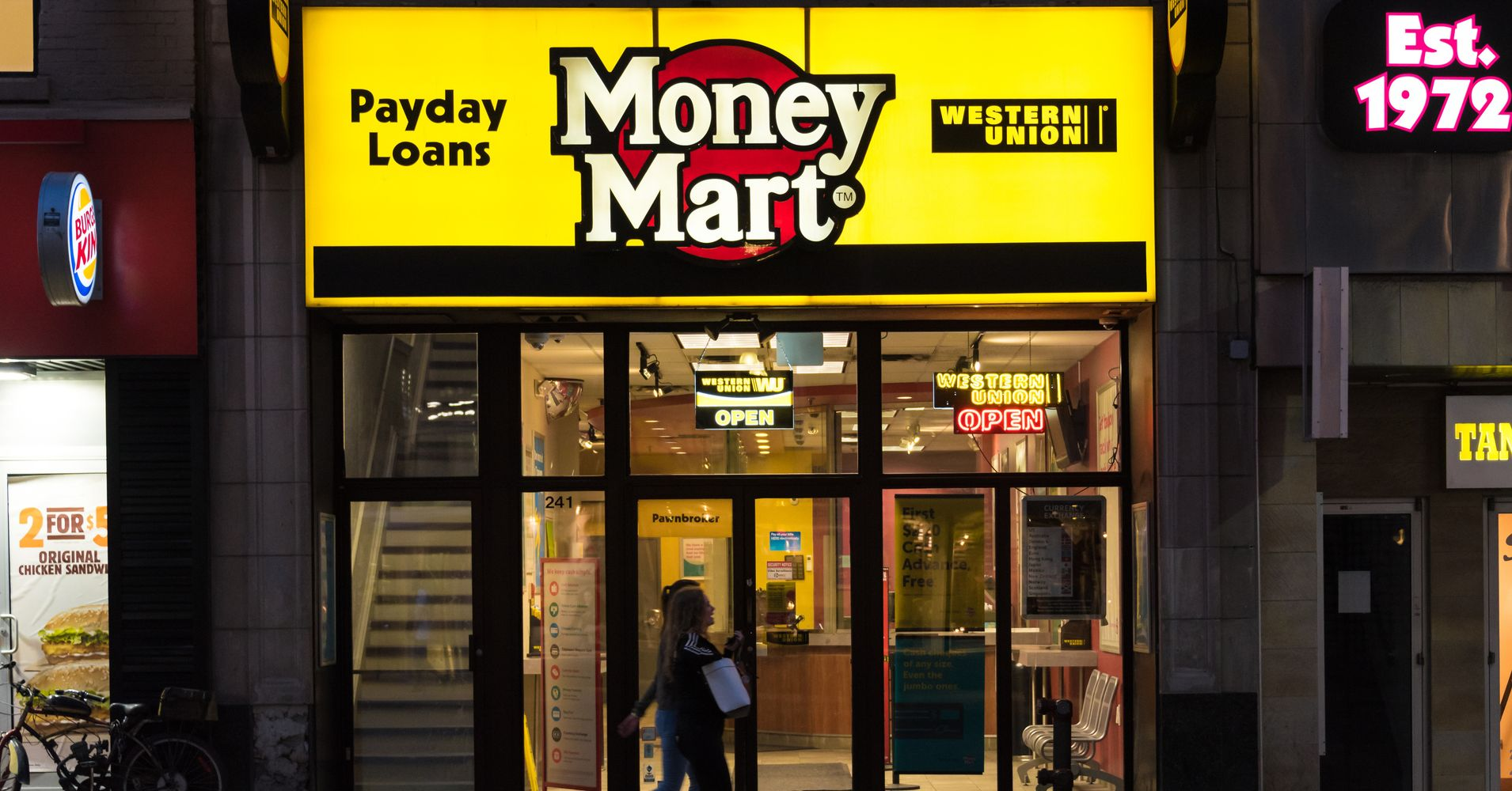 Prestige Predators Private Equity Cashes In On Payday Lending