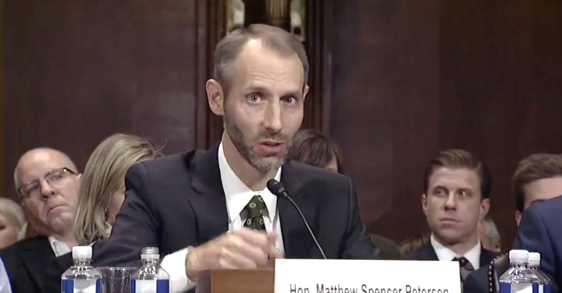 Trump Judicial Nominee Can't Answer Basic Questions About The Law In Disastrous Hearing