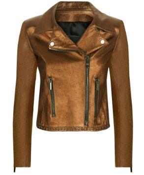 Siene Bronze Jacket