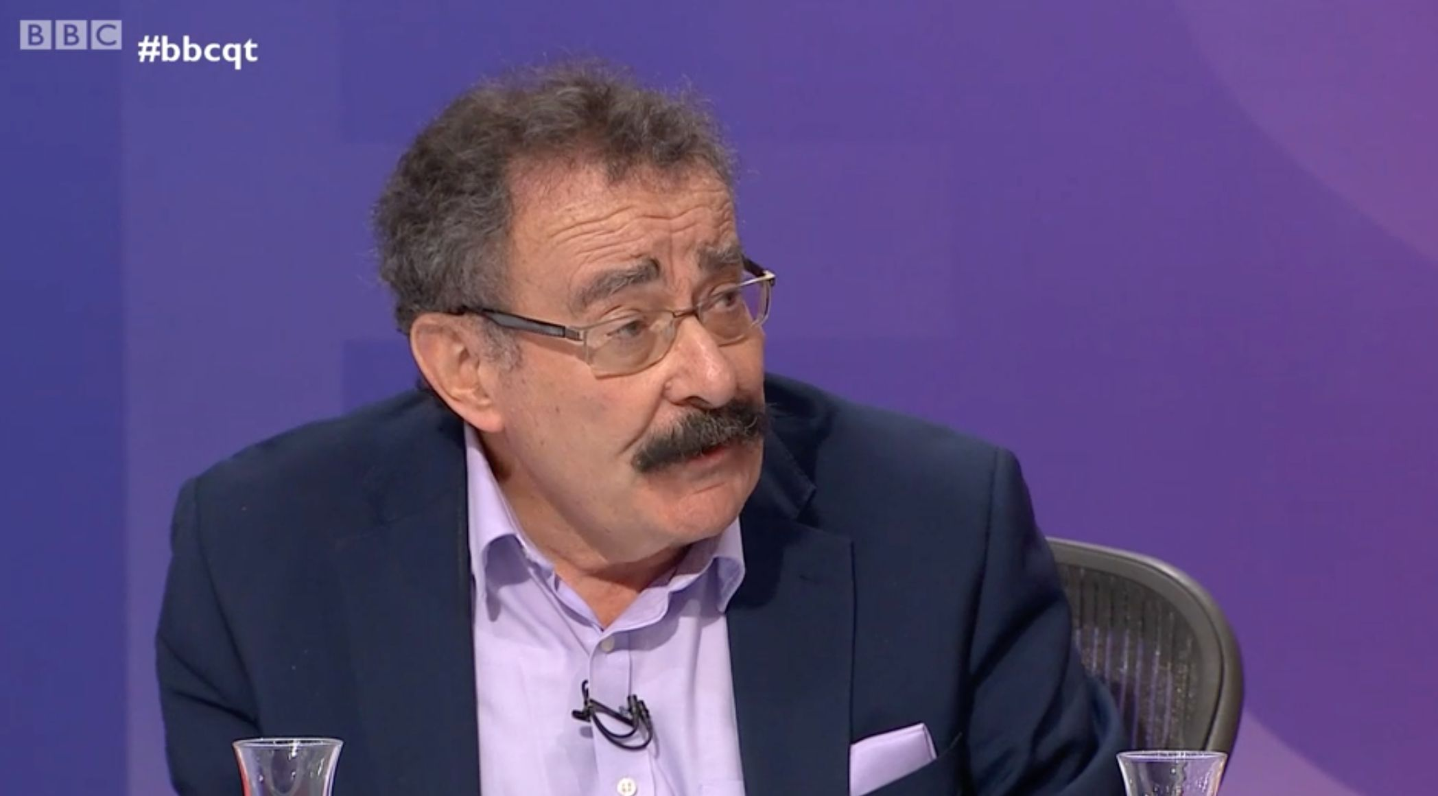Professor On BBC Question Time Explains Why Tory Rebels Were Acting 'In The Spirit Of