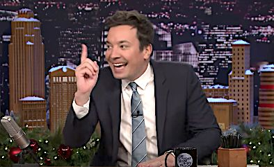 Jimmy Fallon Shares Epic Holiday Gift Fails