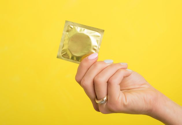 Half of young people don't use condoms for sex with new partner