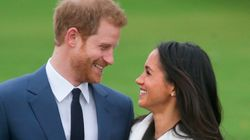 Prince Harry And Meghan Markle Announce Their Wedding