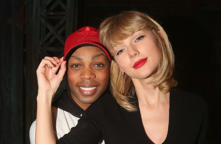 Taylor Swift's BFF Todrick Hall Says She's 'Very Sensitive' To Criticism