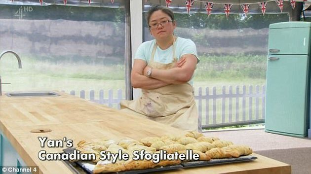 If A Middle-Aged Oriental Gay Female Can Make It All The Way To The GBBO Tent, Then What's Stopping