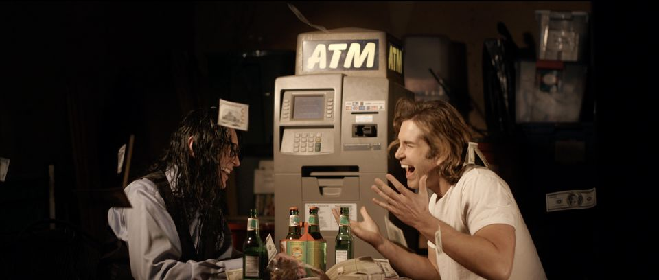 Tommy Wiseau and Greg Sestero in