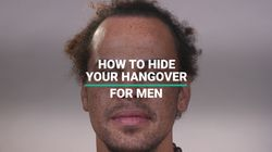 Men: Here's How To Hide Your Hangover In Four Easy
